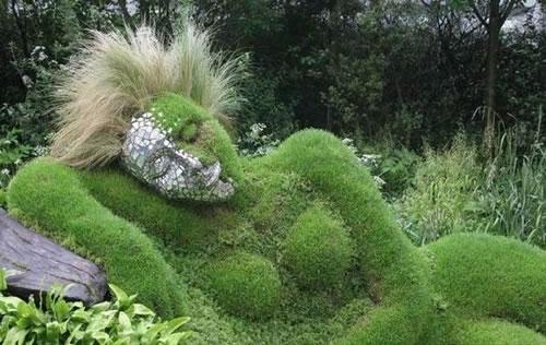 El renacimiento con la naturaleza lalunagatuna for Dream plants for the natural garden